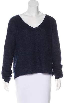 A.L.C. V-Neck Knit Sweater
