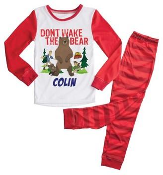 ONLINE Wild Kratts Wake the Bear Red Pajamas