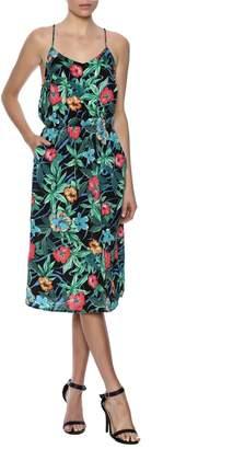 Molly Bracken Hawaiian Print Dress