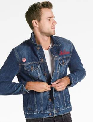 Lucky Brand SOUL2SOUL TURBO TONKIN DENIM JACKET
