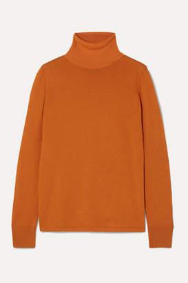 L.F.Markey - Joshua Wool Turtleneck Sweater - Orange
