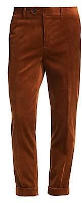 Brunello Cucinelli Men's Straight-Leg Corduroy Pants