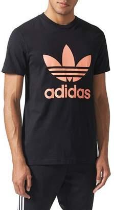 adidas Trefoil-Graphic Jersey T-Shirt