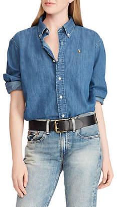 Polo Ralph Lauren Denim Long-Sleeve Shirt