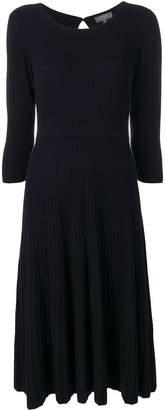 N.Peal ribbed-knit dress