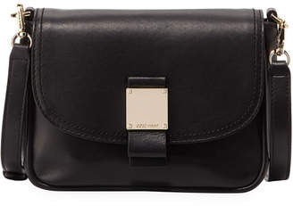 Cole Haan Leather Flap Top Belt Bag