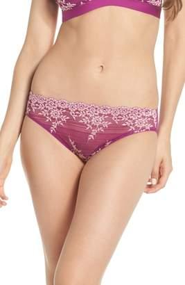 Wacoal (ワコール) - Wacoal 'Embrace' Lace Bikini