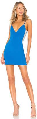 NBD Crystallized Mini Dress
