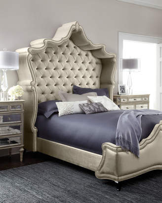 At Horchow · Haute House Antoinette King Bed