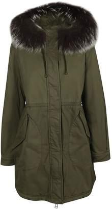 Alessandra Chamonix Fur-detailed Hood Parka