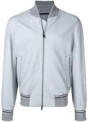 Ermenegildo Zegna front zip jacket