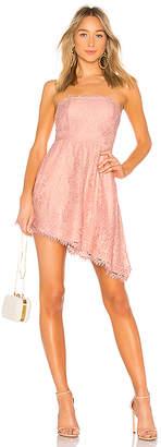 NBD Cascade Mini Dress