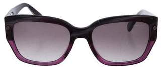 Lanvin Tinted Oversize Sunglasses
