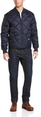 Dickies Men's Big-Tall Diamond Quilted Nylon Jacket,5XL