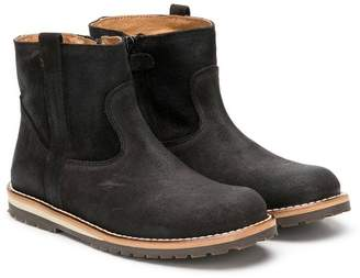 Gallucci Kids zip-up ankle boots