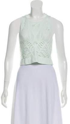 Alo Yoga Cut-Out Crop Top w/ Tags