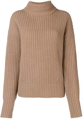 Joseph ribbed knit jumper