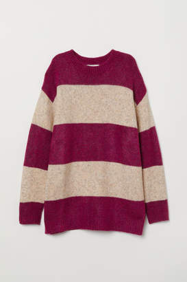 H&M Long Sweater - Pink