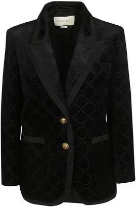 Gucci Gg Supreme Dinner Jacket