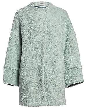 Rachel Comey Women's Trail Boucle Wool Coat