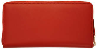 Comme des Garcons Wallets Wallets Orange Classic Continental Wallet