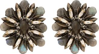 Deepa Gurnani Aryssa Clip-on Earrings