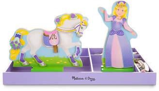 Melissa & Doug Lila & Lucky Magnetic Dress-Up Set