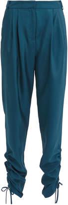 Tibi Shirred Pants