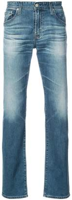 AG Jeans The Graduate faded jeans