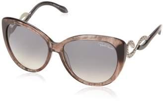 Roberto Cavalli Women's RC736S6020B Cateye Sunglasses