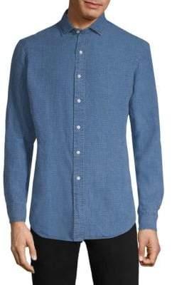 Polo Ralph Lauren Spead Estate Linen Button-Down Shirt
