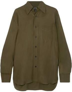 Tom Ford Cupro-twill Shirt