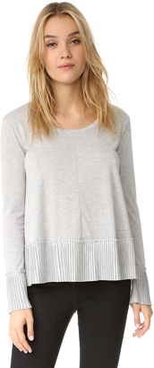 Ella Moss Arabelle Tee $118 thestylecure.com