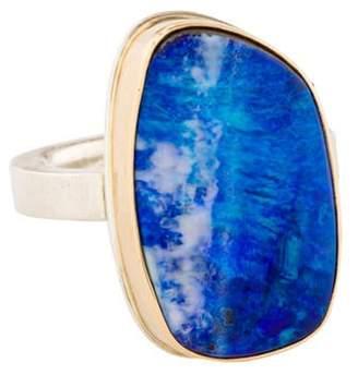 Jamie Joseph Opal Ring silver Opal Ring