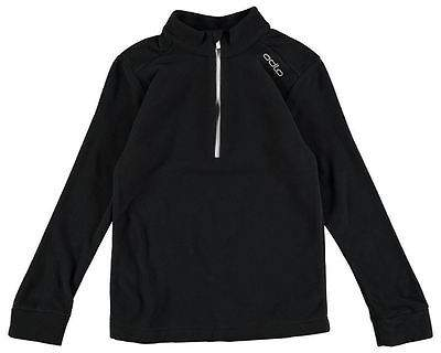 Kids Junior Boys Le Tour Turtle Neck Fleece Long Sleeve Jacket Coat Top