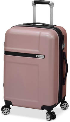 "London Fog Southbury 21"" Hardside Expandable Spinner Carry-on Suitcase, Created for Macy's"