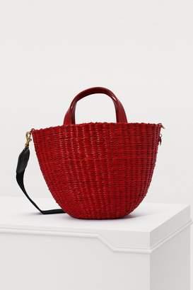 5b0f037f2d98 Clare Vivier Apolline handheld basket