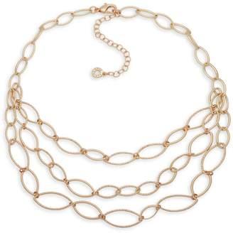 Anne Klein Goldtone Chain Necklace