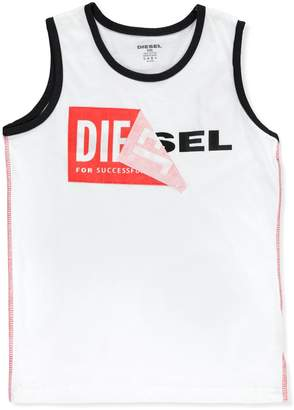 Diesel Big Boys' Tank Top - , 10-12
