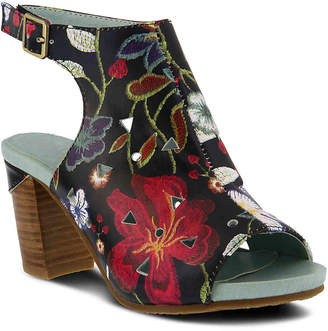 Spring Step L'Artiste by Tapestry Sandal - Women's