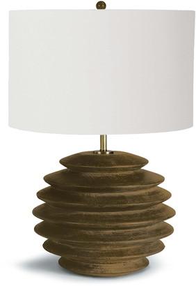 REGINA ANDREW Round Accordion Table Lamp