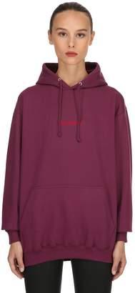 Unloveable Cotton Sweatshirt Hoodie