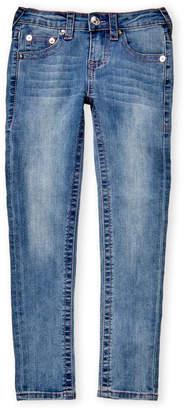 True Religion Girls 7-16) Strawberry Stitch Jeans