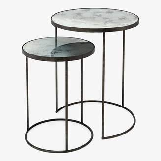 Reflect Clear Nesting Tables