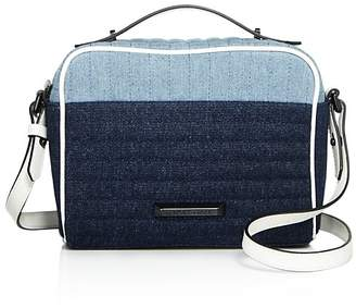 KENDALL + KYLIE Lucy Denim Crossbody - 100% Exclusive