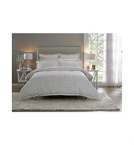 Sanderson Richmond Cream Queen Bed Quilt Cover