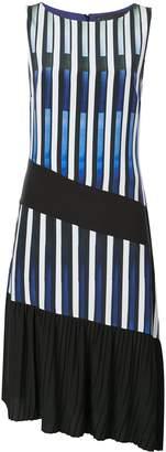 Nicole Miller Piano Keys dress
