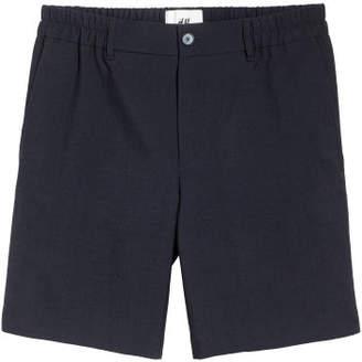 H&M Wool Shorts - Blue