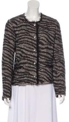 Etoile Isabel Marant Textured Casual Jacket