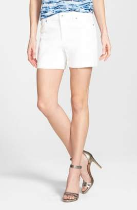 Vince Camuto Five Pocket Denim Shorts